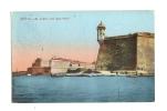 Cp, Malte, St-Angelo And Isola Point, écrite - Malte
