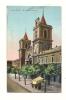 Cp, Malte, Valetta, St-Johns's Church, écrite 1915 - Malte