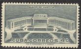 Cuba 1957 Scott# 576 Mint Never Hinged (Slight Gum Disturbance) - Sin Clasificación