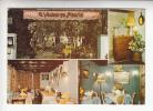 CANNES La Bocca (06) L'AUBERGE FLEURIE 102 Av. Jourdan. Carte Professionnelle Format CPSM Peu Fréquente Hotel Restaurant - Cannes