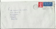 Great Britain 1991 Airmail To Pakistan, - Great Britain