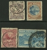 NEW ZEALAND - 1898 - Soggetti Vari - N. 70 . . .  Usati - Cat. 7,00 €  - Lotto 126 - 1855-1907 Crown Colony