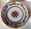 Deruta Ricco Plate - Bord - Assiette  - AS 2082 - Deruta (ITA)