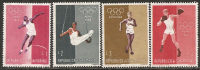 S. Marino 1960 - N. 520-23 - Olimpiadi - MNH** - Saint-Marin