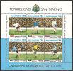 S. Marino 1990 - N. 33 - Foglietto Calcio - MNH** - Blocs-feuillets