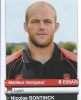 Rugby 2012 Nicolas Bontinck N°203 - Edition Française