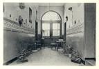 Beaumont -Ecole Moyenne Des Garçons - Hall D'entrée Vers 1930  ( Voir Verso ) - Beaumont