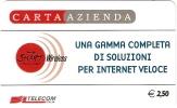 *CARTA AZIENDA 1° Tipo: SMART WIRELESS - Cod. 605* - Usata - Sin Clasificación