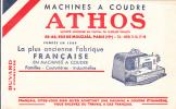 Buvard Machine à Coudre Athos - Buvards, Protège-cahiers Illustrés