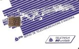 AND-011 TARJETA DE ANDORRA DE STA  SERIE 39945 - Andorra