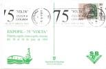 Tarjeta BARCELONA 1995. Volta Ciclista. Ciclismo - Ciclismo
