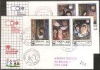 S. Marino 1979 - FDC 1027-31 - Anno Del Fanciullo - 2 Buste - FDC