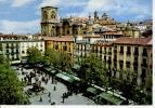 (GRD283) GRANADA . PLAZA DE BIBARRAMBLA - Granada