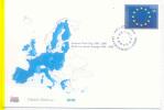 2006 IRLANDA IRELAND EIRE EUROPA 20TH ANN EUROPEAN FLAG FDC - FDC