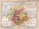 """CALENDARIETTO  PROFUMATO ALMANACCO """"FLORALIA LINGUAGGIO DEI FIORI"""" CON CALENDARIO1912 MIGONE MILANO - 2 --0882-13295-294 - Petit Format : 1901-20"""