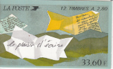 France MNH Scott #2394c Complete Booklet Greetings - Carnets