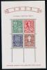 Estland: 1939 Block 3, MH /Neuf *, Stamps Are MNH / Neuf** - Estland