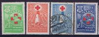 Estland: 1931  Michel Nr 90-93 - Estonie