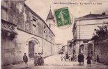 Département 34: Saint Drézery  - La Mairie - La Poste - Francia