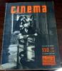 """CINEMA - 2 NUMERI DI  """"CINEMA"""" RIVISTA MENSILE DI CINEMATOGRAFO 1940-1941 - Premières éditions"""