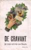 45 De Cravant Je Vous Envoieces Fleurs Ed Rl - France