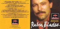 RUBEN  BLADES ° POETA LATINA - Soul - R&B