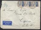 Deutsches Reich - 1936 - Michel N° 606 X 3 - Briefe U. Dokumente