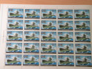 *** USSR *** 1982 *** Full Sheet. *** 25 Stamps *** - Feuilles Complètes