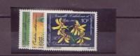 Nouvelle-Caledonie  N° 466 à 468**,   Neuf Sans Charniere Flore - Nuevos