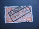 26.2  BELGIE  SPOORWEGEN  1941    TR 257   Stempel   BRUGGE    CW  0,90 - Chemins De Fer