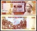 GUINEA BISSAU 1000 1,000 PESOS 1993 P 13 UNC - Guinee-Bissau