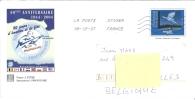 PAP - Prêt à Poster 2004 - 60e Anniversaire Normandie, Circulé 18-12-07 - Entiers Postaux