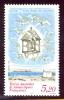 T.A.A.F. N°218 Crozet. Chapelle Notre-Dame Des Oiseaux - Terres Australes Et Antarctiques Françaises (TAAF)