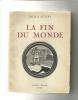 Sacha Guitry : La Fin Du Monde - Théâtre