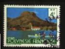 POLYNESIE:  N°135 Oblitéré , Cote 0,30 Euros Au Quart De Cote - French Polynesia