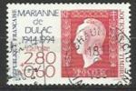 Francia Francobollo Usato / Used - Nr. Yvert & Tellier  2863 - France