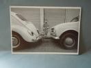 Renault 4 L , Coccinnelle Bmw ,Yvon Kervinio ; Voiture Automobile - Passenger Cars