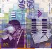 Israel New 50 Sheqel Sheqalim Shekel Agnon Paper Money 2007 - Israël