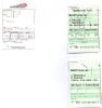 Boarding Pass - Czech Airlines CSA/SN Brussels - OK633/SN2814 - Brussels-Prague-Brussels - 07-08NOV2005 - Instapkaart