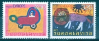 Jugoslavia 1975 Europa MNH - Lot. 699 - 1945-1992 Repubblica Socialista Federale Di Jugoslavia