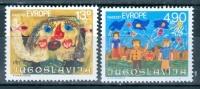 Jugoslavia 1980 Europa MNH - Lot. 700 - 1945-1992 Repubblica Socialista Federale Di Jugoslavia