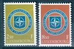 Luxemburg 1959 NATO MNH - Lot. 702 - Luxembourg