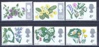 Great Britain 1967 Flowers MNH - Lot. 714 - Non Classés