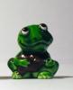 Sor052 Sorpresina   Rana Che Suona Chitarra   Frog, Guitar   Ranoplà - Otros