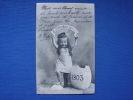 CPA BERGERET /une Cartes TBE Série BONNE ANNEE 1903 - Autres
