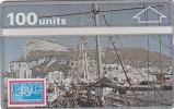 GIBRALTAR - Marina Bay(100 Units), CN : 101K 55192, Tirage 5000, Used - Gibraltar