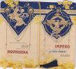 """CALENDARIETTO   PROFUMATO ALLA """"BOUVARDIA""""  PROFUMERIA AI COLLI FIORITI MILANO   1908 - 2 0882-13321-320 - Calendars"""