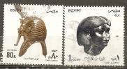 Egypte 1993 Masque Obl - Gebruikt