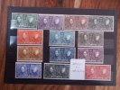 221/33 Neufs Sans Charnières COB : 275,00€ - Unused Stamps