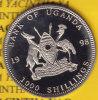 @Y@   Uganda  1000 Shilling  1998 - Ouganda